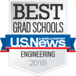 US News and World Report Ranking: Best Grad Schools for Engineering